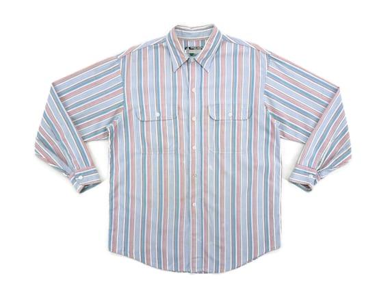 Sugar Cane Shirt Mens Size L Vintage Sugar Cane Wo