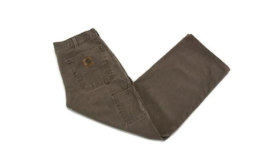 Carhartt Pants Size 34 W33xL27.5 90s Carhartt Carp