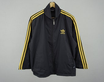 Adidas Windbreaker Vintage Adidas Windbreaker Adidas Jacket Men's Size L