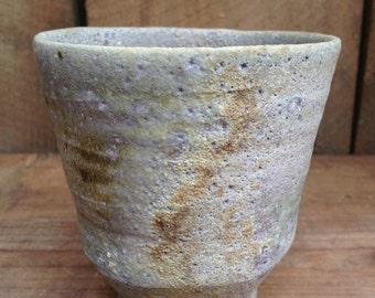 Wood Fired Yunomi Coffee or Tea cup :8