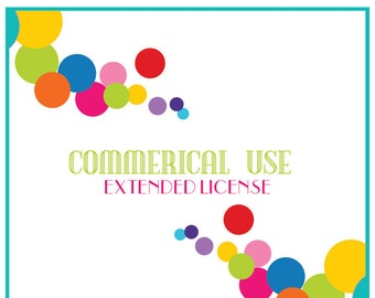 Extended Commercial Use License - ARTistaPIX