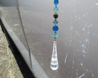 Swarovski crystal pendulum/sun catcher/prism