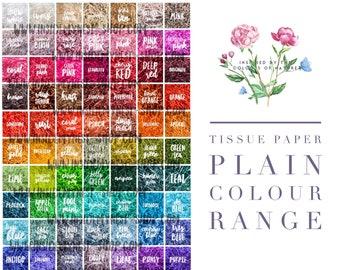 Shredded Tissue Paper Shred Gift Basket Hamper Box Filler Bedding - Choose Colour