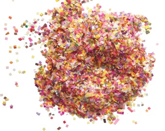 Sunflower Silver Confetti Mix (Biodegradable)