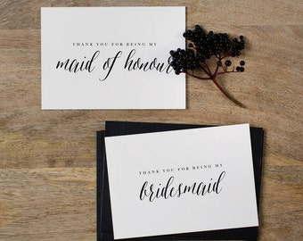 Wedding Thank You Cards Etsy Ie