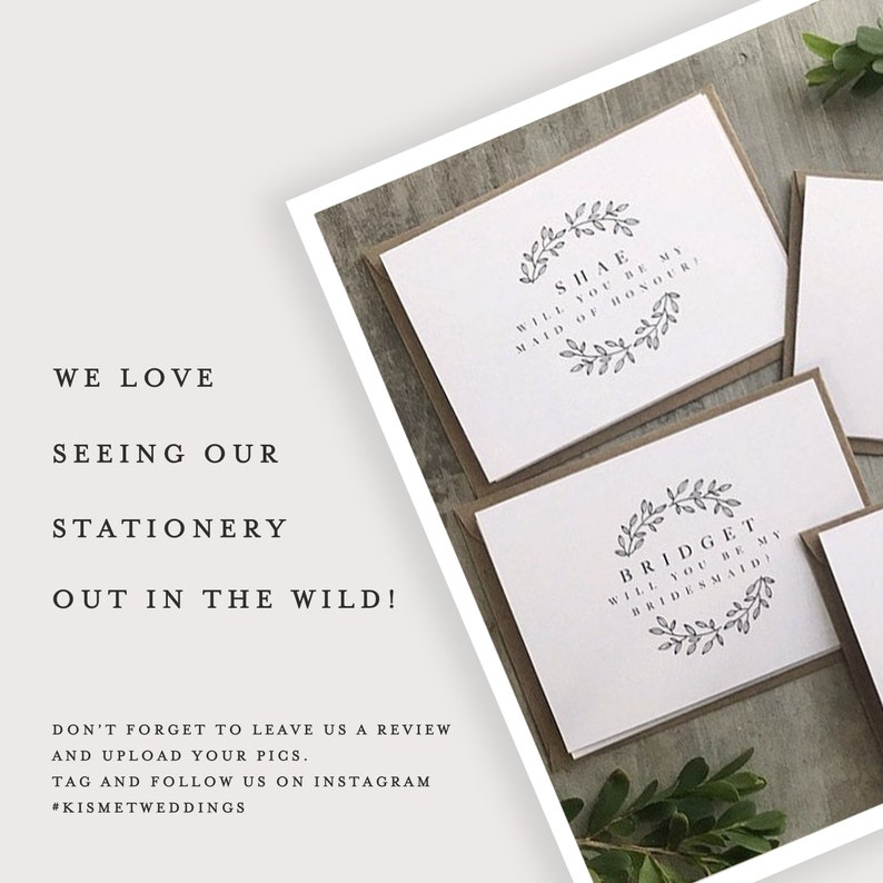 Thank you for Planning our Wedding Wedding Planner Card Wedding Thank You Cards Card for Wedding Planner Wedding Organizer Card K14