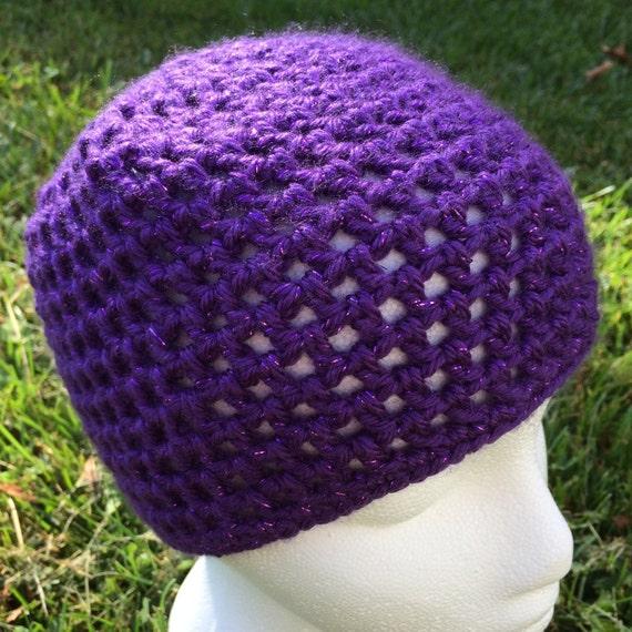 Crochet mesh hat crochet mesh beanie crochet net hat  06652e67a2b