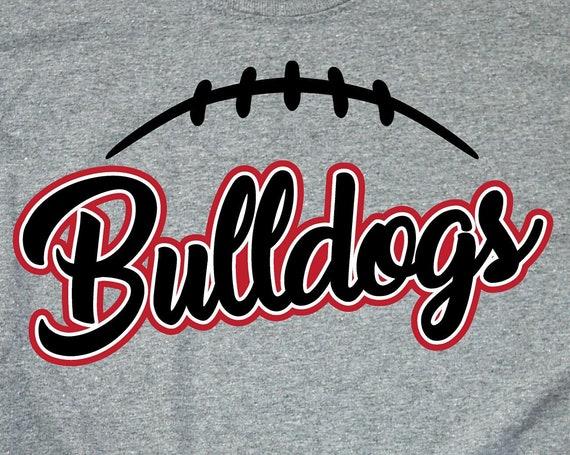 Bulldogs svg, Bulldogs Team svg, Bulldogs Fan, Game Day, svg, transparent png, instant download, Bulldogs football,  Swish, cut file