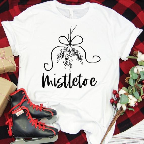 Mistletoe SVG, Christmas SVG, Christmas Clip Art, SVG for Cricut, svg cut file