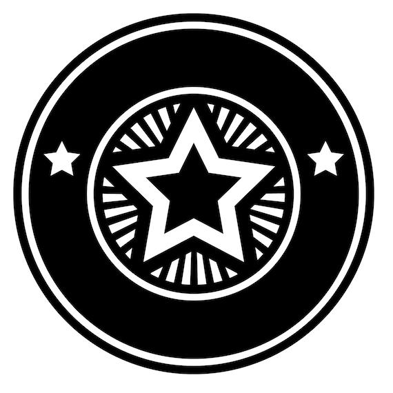Star Badge - No Text - all star  badge