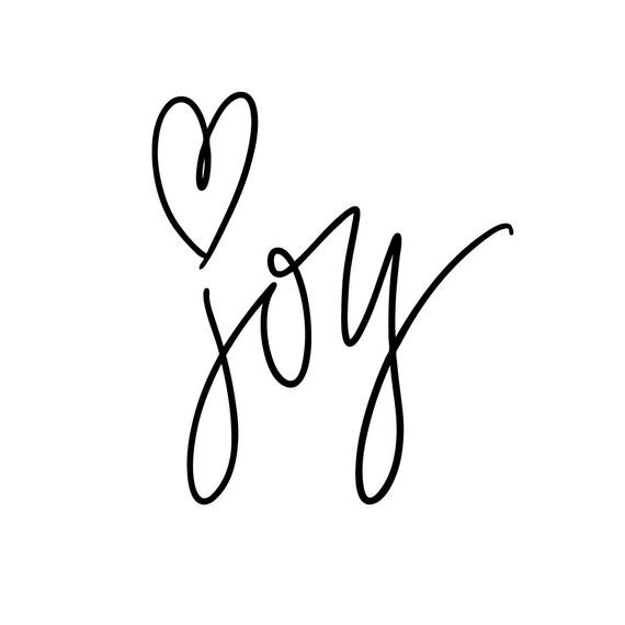 Joy SVG, Feel Good SVG, Mindfulness SVG, Life is Happy, Smile svg, joy svg, spring svg, summer svg, t-shirt svg