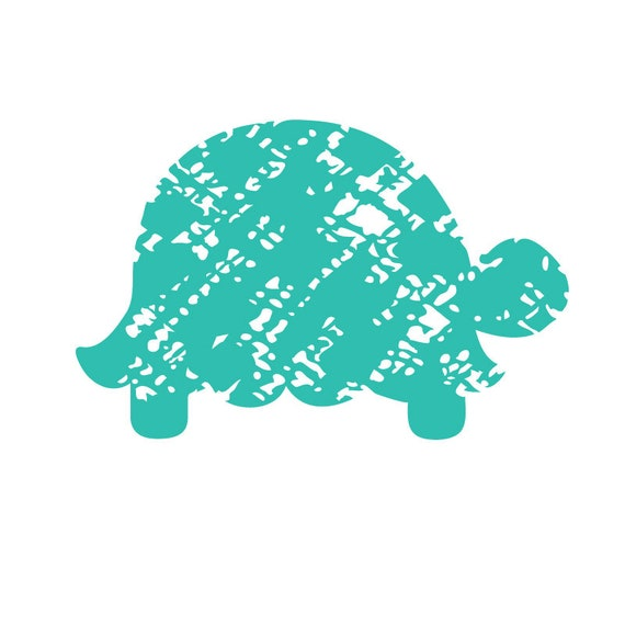 Turtle SVG, turtle svg, turtle eps, turtle, cut file, Cricut file, silhouette file, grunge texture