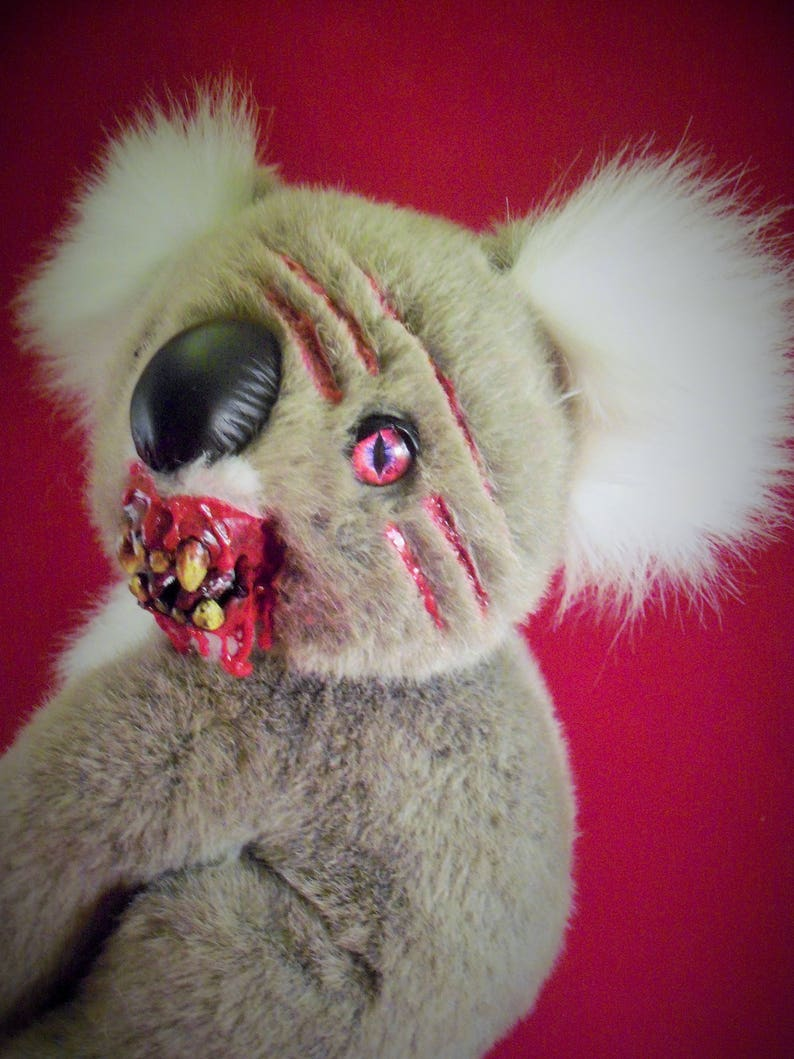Creepy Cute Plush Drop Bear