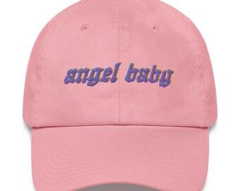 angel baby hat