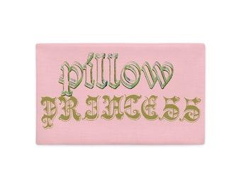 pillow princess pillow case