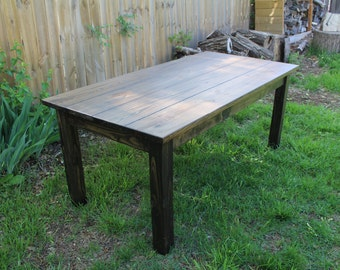 French Farmhouse Table Farm Table