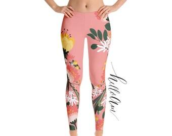 gift for her - Leggings - Women's Leggings - yoga leggings - leggings fashion - leggings for adults - leggings for women - gift for women