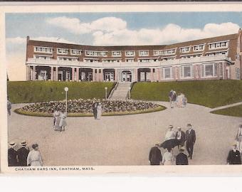 CHATHAM BARS INN, Chatham, Cape Cod, Massacusetts...1918