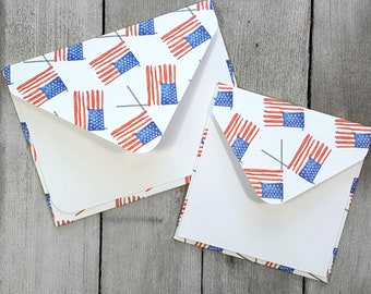 2c9a44ed9f00 Patriotic Mini Envelopes
