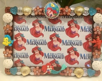 Little Mermaid Frame Etsy