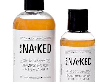Dog Shampoo - 4oz: Vegan Dog Shampoo, Natural Dog Shampoo, Dog Wash, Pet Care, Natural Pet Care, Liquid Dog Shampoo, Deodorize