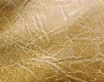 Camel high low Leather skin Cow hide 19.75 sq.ft. Tan Cognac 2 tone Italian Soft Genuine upholstery craft cowhide 2.5 oz NAT Leathers