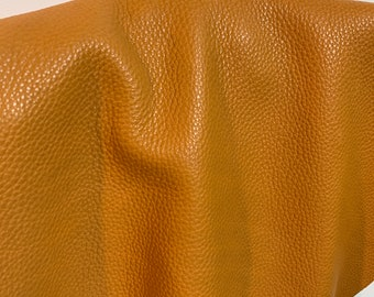 NAT Leathers One of a Kind 7 sf Moudain Nappa 2.5 oz 1.0-1.2 mm skin for handbag craft jewelry upholstery footwear