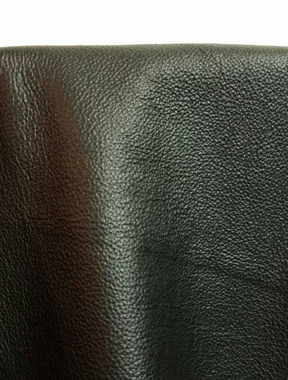 Italian Cowhide handbag leather skin Cow hide Pearlized Silver 8 Sq.ft.