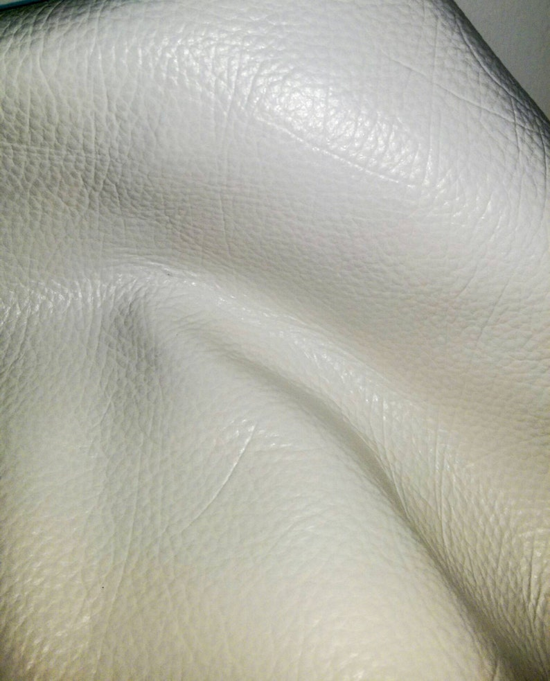 Cowhide leather upholstery jackets skin Cow hide BLUE METAL 16 sq.ft 2.5oz