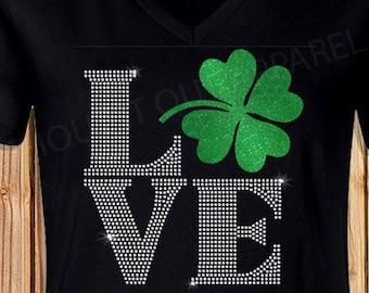 5a9c0b9a486 St.Patricks Day shirt