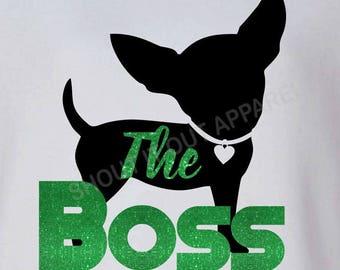 Fur mom shirt, Chihuahua Mom gift, Furbaby Mom gift, Fur mama, Dog lover gift, cute chihuahua top, Teeny dog mom sweatshirt