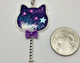Cute Resin Keychain