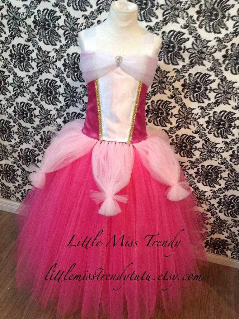 Aurora inspirado vestido del tutú dormir Vestido de belleza