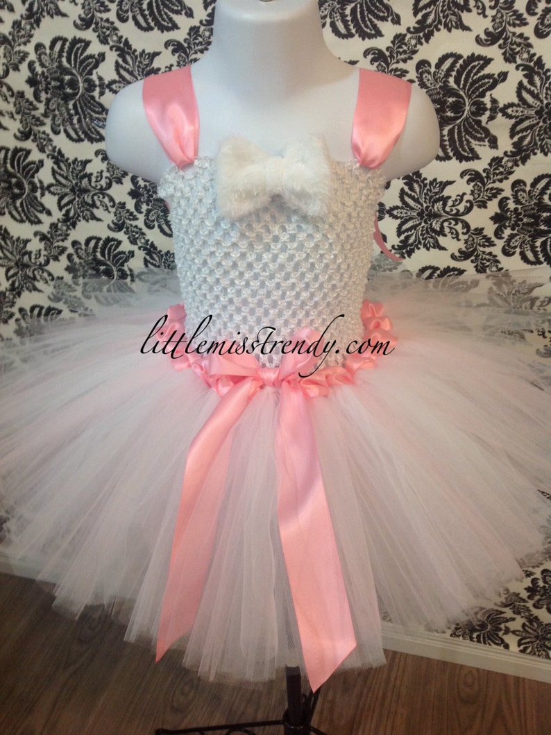 Easter Bunny Tutu Dress