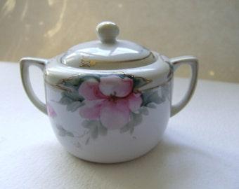 Nippon Japan vintage sugar jar