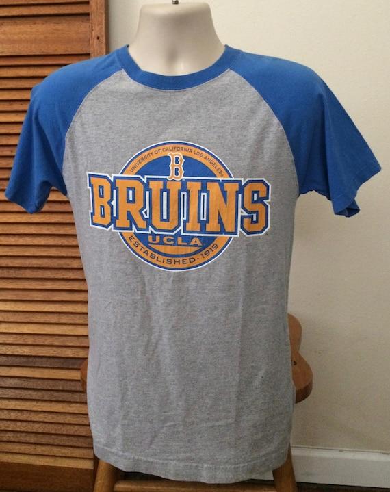 Vintage UCLA Raglan Short Sleeve UCLA Bruins T shi