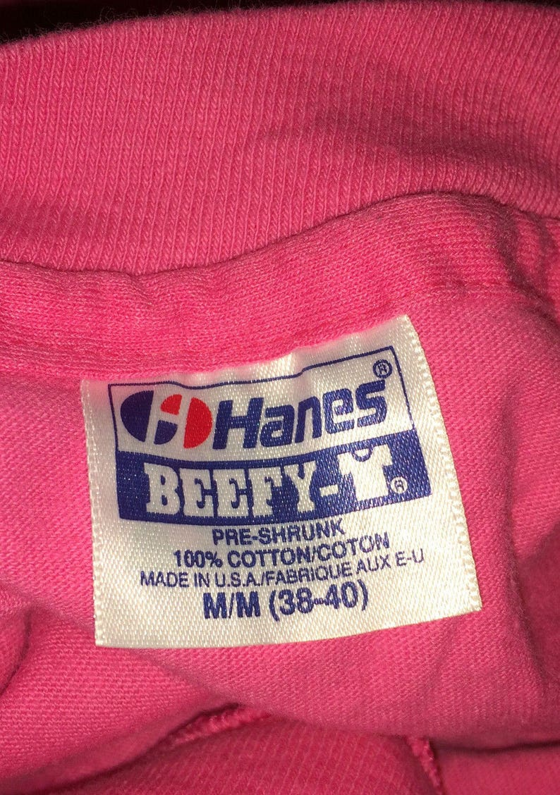 988f6ba1 Disney Medium 1980s Vintage T shirt Adult Small/Slender Medium | Etsy