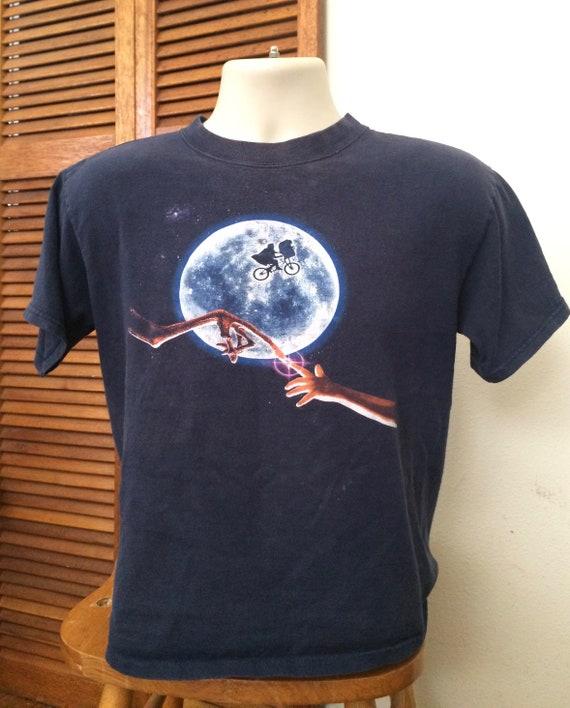 et 20th Anniversary T shirt Movie t shirts Rare Vi