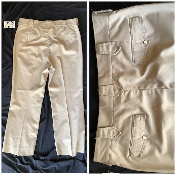 Vintage 60's western men's trousers pants Vintage