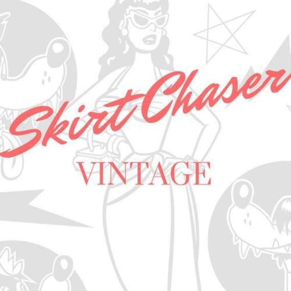 Peggy Hunt designer 40s 50s vintage charcoal drap… - image 8