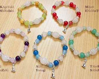 CollarxMalice Inspired Bracelet