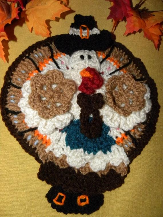 Ready To Ship Pilgrim Türkei Topflappen Thanksgiving Etsy