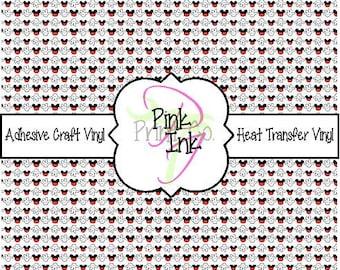 Disney Inspired Craft Vinyl and Heat Transfer Vinyl Pattern Disney 38