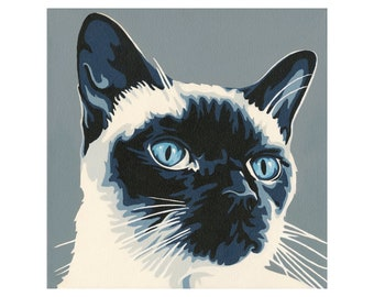 """Limited Edition Print - """"Ollie"""""""