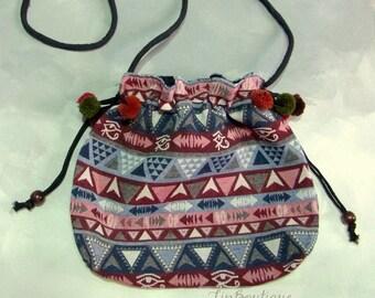 04ed2b30160a Drawstring purse | Etsy