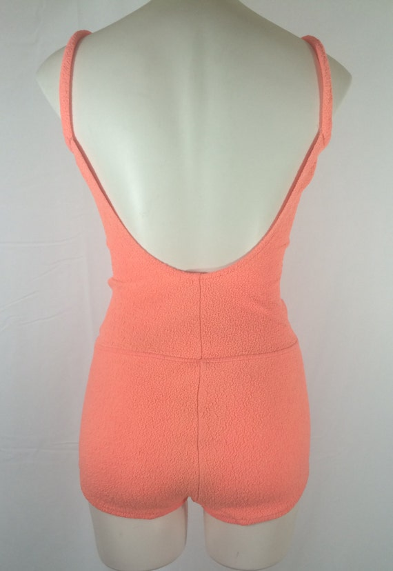 Vintage 50's 60's Jantzen Swimsuit Ladies Bright P
