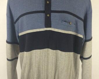 Vintage 80's Classics by Palmland Men's Retro Leisure Shirt