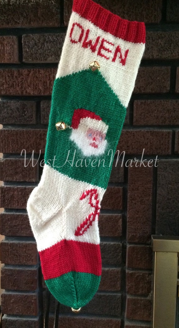 EXTRA YARN for Vintage Personalized Christmas Stocking Kits | Etsy
