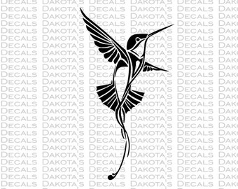 Hummingbird SVG for Download