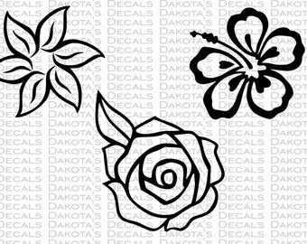 Flowers SVG for Download